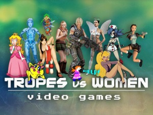 Tropes vs Women - Anita Sarkeesian