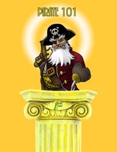 Pirate 101 Award