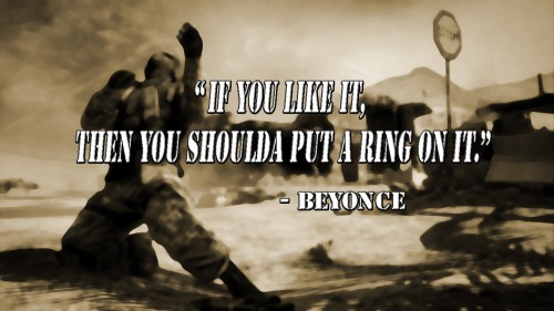 Beyonce of Duty