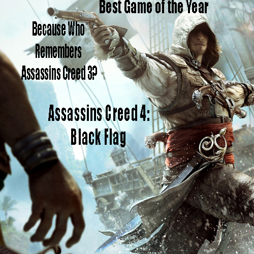 Assassins Creed 4 Black Flag Contender