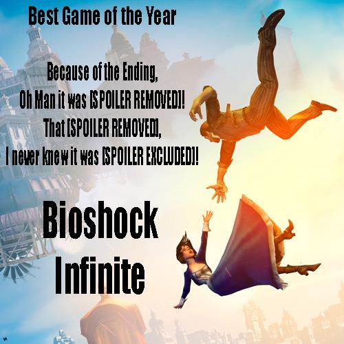 Bioshock Infinite Contender