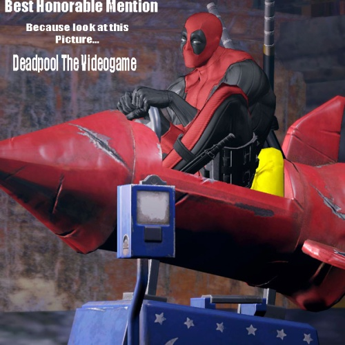 Deadpool Award