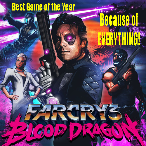 Far Cry 3 Blood Dragon Contender