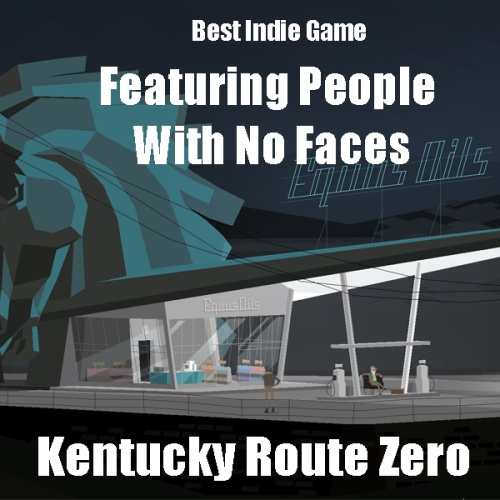 Kentucky Route Zero Award
