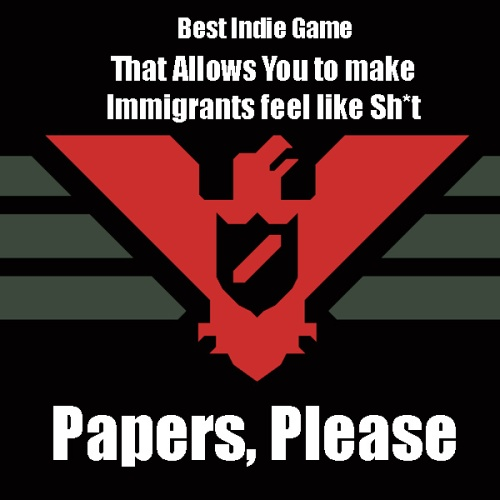 Papers Please Award