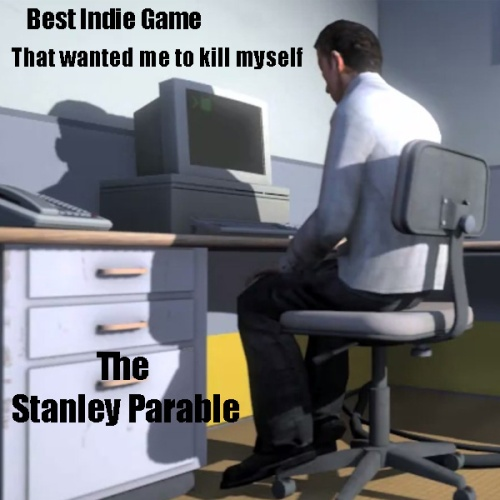 The Stanley Parable Award