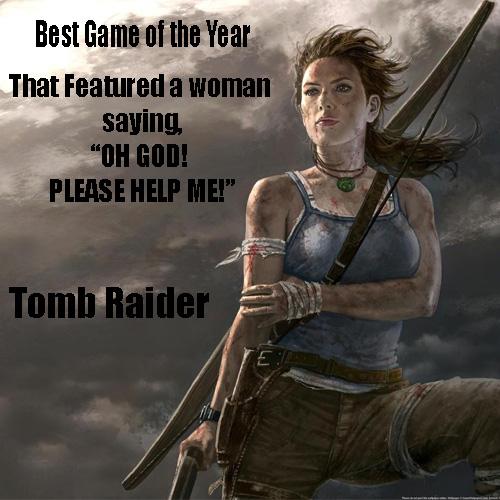 Tomb Raider Contender