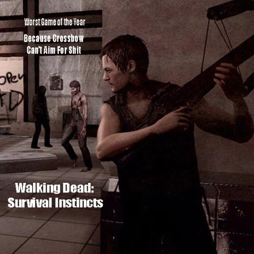 Walking Dead Contender